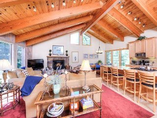3BR w/Spacious Deck & Access to Recreation Center, ½ Mile to Northstar - Truckee vacation rentals