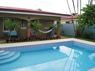 Very Private & Secure Home with Pool in Jacó's Best Neighborhood - Jaco vacation rentals