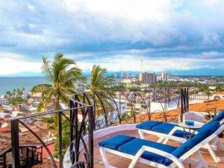 Puerto Vallarta Casa Capri Three Bedroom Villa - World vacation rentals