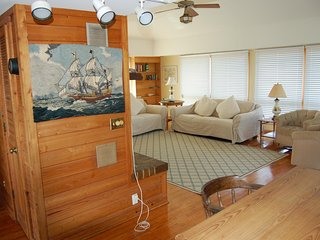 Edisto Waterfront - Well Furnished - Recently Renovated - 40 acres of property - Edisto Island vacation rentals