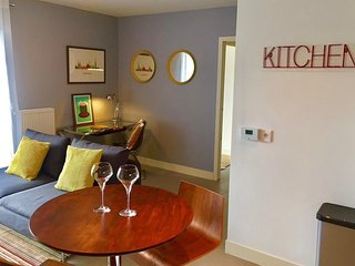 Beautiful, New 1 Bd Apt with a/c, washer/dryer, terrace and free parking - Bordeaux vacation rentals