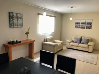 Furnished Apt 3 Bedrooms in Tangamanga Zone - san luis potos vacation rentals
