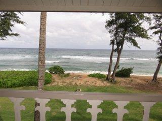Kauai Kapaa #351 Oceanfront condo Vacation Rental condo by owner OCEAN !! - Kapaa vacation rentals