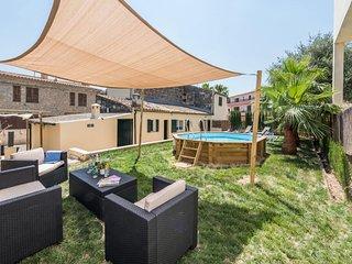 Spacious 4 bedroom House in Binibona - Binibona vacation rentals