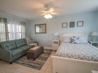 Royal Orleans #205 | Beautiful studio condo with pool, across the street from - Iola vacation rentals
