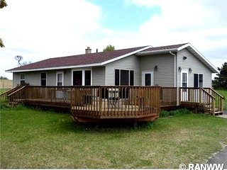 Nice House with Internet Access and A/C - Black River Falls vacation rentals