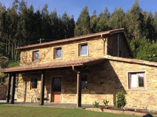Casa da Fonte, country home at the footsteps of the highest cliffs in Europe - Cedeira vacation rentals