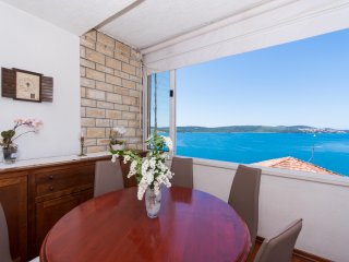 Apartment with breathtaking seaview - Trogir vacation rentals