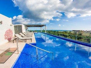 Magnificent 3BR condo in Terrazas by Happy Address - Playa del Carmen vacation rentals