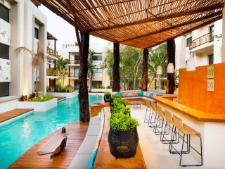Quiet and Relaxing 2BR condo in Prana by Happy Address - Tulum vacation rentals