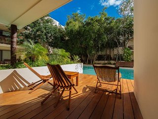 Private pool Access 2BR condo in Prana by Happy Address - Tulum vacation rentals
