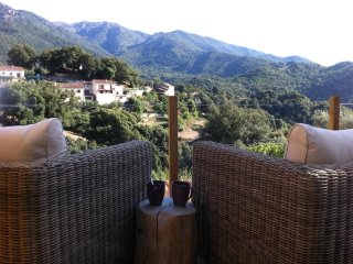 Corsican Cottage for 2 with outdoor hot tub - Olivese vacation rentals