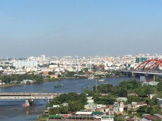 The LUXURY PENTHOUSE in Saigon with Water front and City View. - Ho Chi Minh City vacation rentals