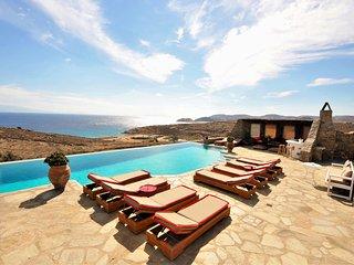 LUXURY  JUNIOR SUITE FACING SEA - Ano Mera vacation rentals