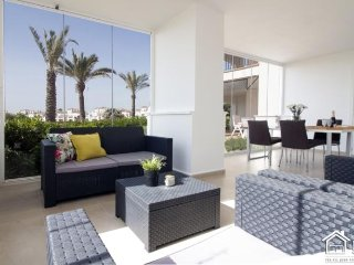 Modern, ground floor apartment with the best views on La Torre Golf Resort! - Roldan vacation rentals