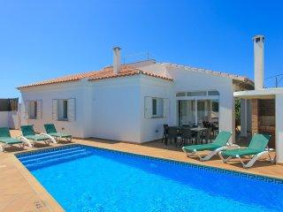 Perfect 3 bedroom Villa in Cala'n Porter - Cala'n Porter vacation rentals