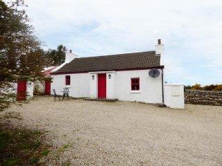 SARAH'S COTTAGE, woodburner, en-suite, garden, romantic base, in Creeslough - Letterkenny vacation rentals