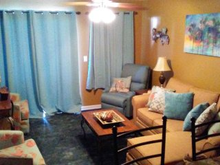 Beach Resort 2BR/2BA, Large Kit ,W/D,in&out pools, Resort Amenities,7th nt free - Fort Morgan vacation rentals
