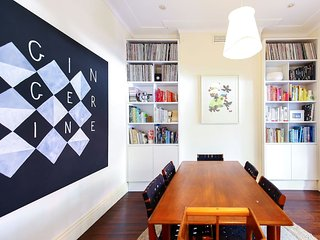 Stylish and Artistic Kirribilli Family Home - Milsons Point vacation rentals
