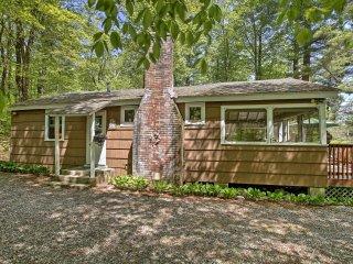 NEW! Peaceful 2BR Goshen Cabin w/Great Deck! - Goshen vacation rentals