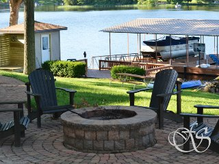 Firefly Shores  Incredible lake location with low slope to lake, large Dock - Creal Springs vacation rentals