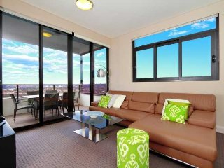 Australia Towers Floor 20 (Unit 20.06) - 3 Bedrooms with sensational Sydney CBD - Concord West vacation rentals