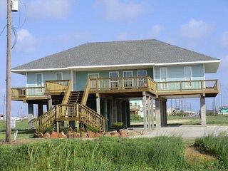 1931 Avenue F House ~ RA154890 - Crystal Beach vacation rentals