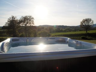Gîtes Le Lait luxury holiday house with heated pool and jacuzzi - Autun vacation rentals