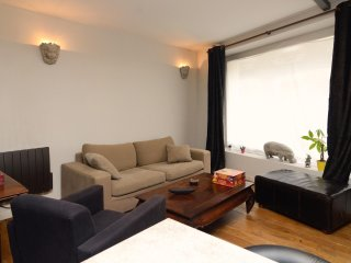 Lovely apartment with one bedroom in Étel, with WiFi - 150 m from the beach - Etel vacation rentals