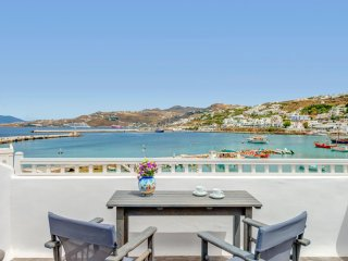 Studio at the city center with sea view !!! - Mykonos Town vacation rentals