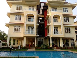 CasaMelhor Luxury 2 Bedroom Stay with Pool – CM082 - Candolim vacation rentals