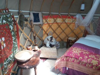 Beautiful 1 bedroom Yurt in Engayrac - Engayrac vacation rentals