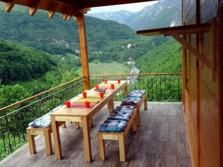 Beautiful Chalet with Balcony and Water Views - Mojkovac vacation rentals