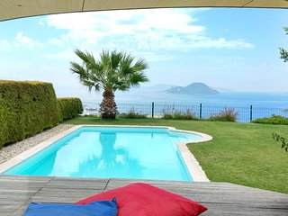 Dream house with great sea views and private pool - Kadikalesi vacation rentals