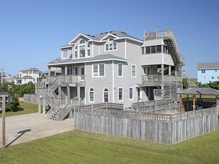 Spacious 7 bedroom Vacation Rental in Waves - Waves vacation rentals