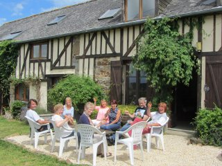 Spacious Lonlay-l'Abbaye vacation Gite with Wireless Internet - Lonlay-l'Abbaye vacation rentals