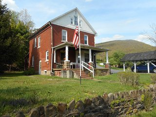 Nice House with Deck and Microwave - Renovo vacation rentals
