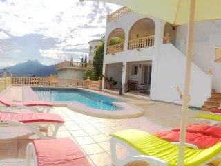 5-bed spacious villa for three families - Sanet y Negrals vacation rentals