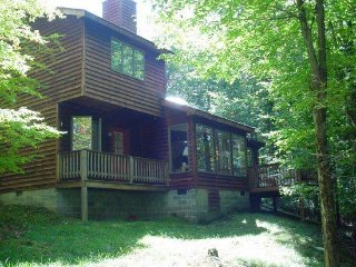 Dancing Bear - 349 Ridge Road - Canaan Valley vacation rentals