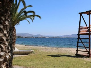 Blue Flag Beach House near Athens and port to Greek islands. A private paradise. - Nea Makri vacation rentals