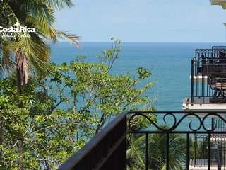 Ocean and Montain Veiw Terrace Condo Acqua 601 - Jaco vacation rentals