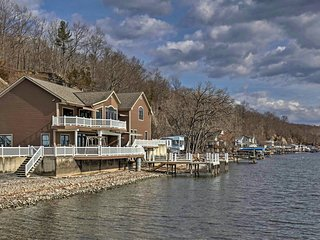 NEW! 6BR Home on Cayuga Lake w/ Panoramic Views! - Aurora vacation rentals