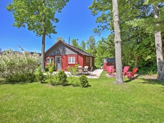 NEW! 2BR Houghton Lake Cabin - Steps from Lake! - Houghton Lake vacation rentals