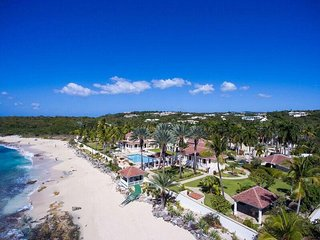 LE CHATEAU DES PALMIERS...Consider yourself Royalty at the ultimate Caribbean - Plum Bay vacation rentals