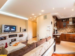 1 bedroom Condo with Internet Access in Minsk - Minsk vacation rentals
