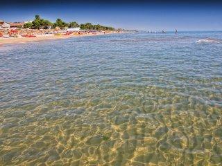 grazioso piano terra a 20 mt dal mare e pineta - Pineto vacation rentals