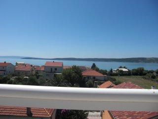 Apartments Ruza 7 - Studio, free Wi-Fi, balcony with seaview, beach: 250 metres - Kastel Stafilic vacation rentals