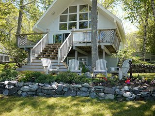 Cole Cottage - on the oceanfront near Bar Harbor - Bar Harbor vacation rentals