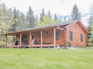 Tenderfoot Creek Cabin - Custer vacation rentals