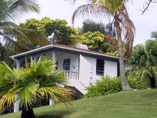 Fully equipped studio cottage with wonderful sea view on large lot - Calibishie vacation rentals
